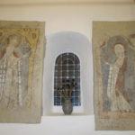 Fresken in der Michaelskapelle