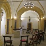 Michaelskapelle zwischen den Türmen